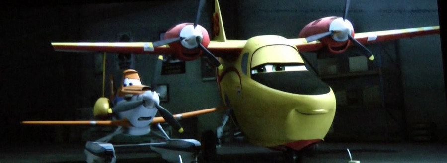 the analysis of the cartoon planes fire and rescue 15 1 The analysis of the cartoon «Planes: fire and rescue»