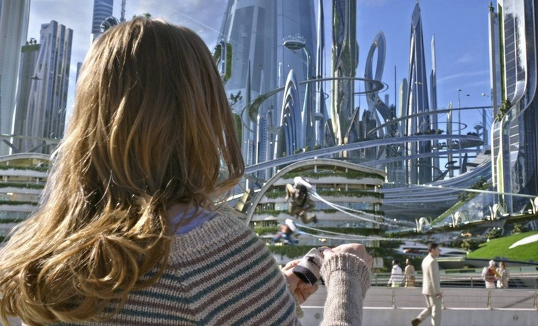 tomorrowland what if we get all the way up there and there is everything 3 «Tomorrowland»: What if we get all the way up there and there is everything?