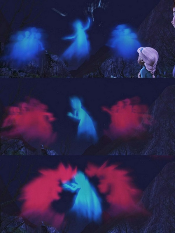 The normalization of homosexuality in the cartoon   Frozen   12 The normalization of homosexuality in the cartoon «Frozen»