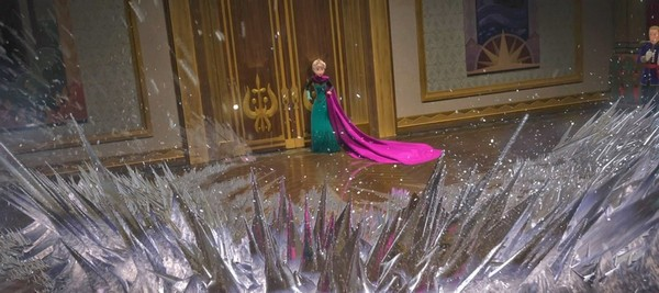 The normalization of homosexuality in the cartoon   Frozen   5 The normalization of homosexuality in the cartoon «Frozen»