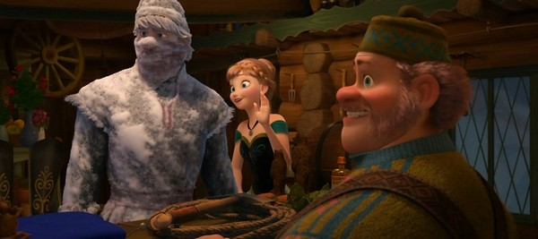 The normalization of homosexuality in the cartoon   Frozen   8 The normalization of homosexuality in the cartoon «Frozen»