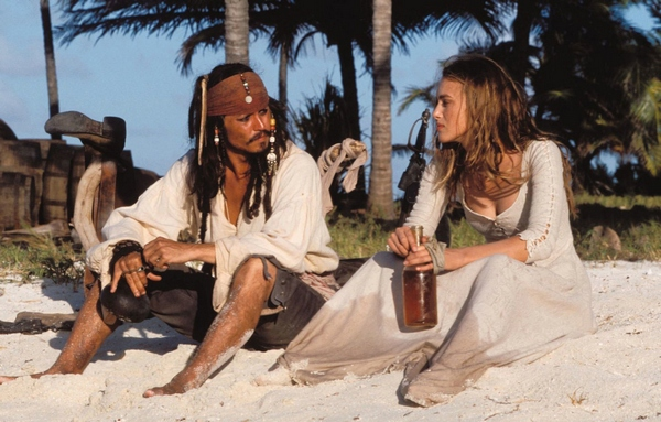 5 «Pirates of the Caribbean» media franchise (2003 2017): Can a bandit and a scoundrel be a nice guy?