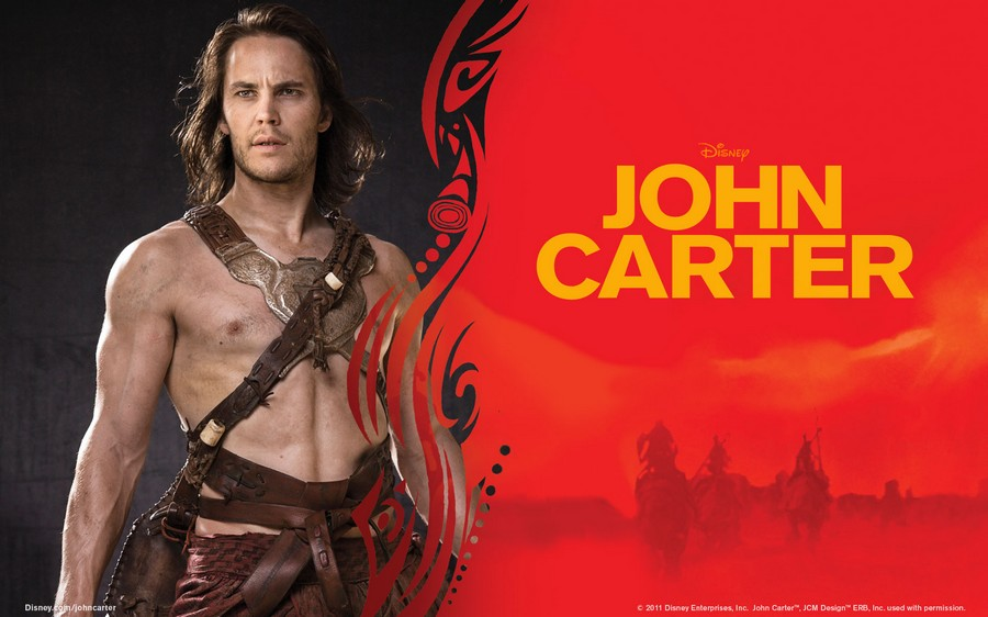 dzhon karter i odin v pole voin 5 «John Carter»: A warrior can change the armor, but not intentions