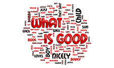 Logo21 Logos «What Is Good»