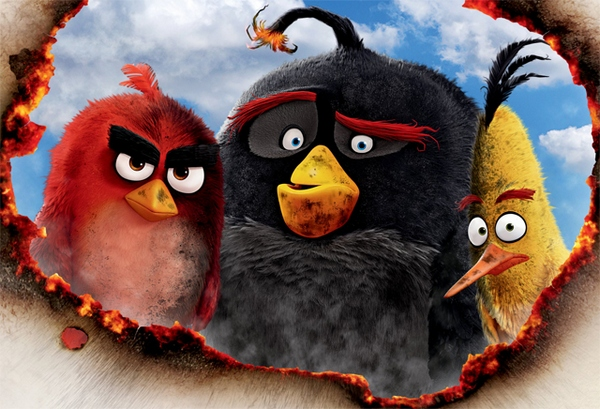 angry birds that is becoming the norm in childrens cartoons 1 2 «Angry Birds»: That is becoming the norm in childrens cartoons