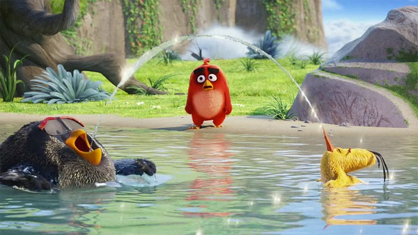 angry birds that is becoming the norm in childrens cartoons 1 «Angry Birds»: That is becoming the norm in childrens cartoons
