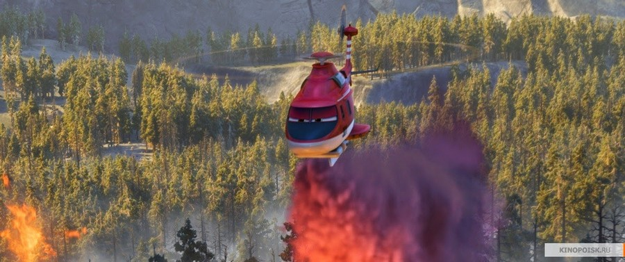 the analysis of the cartoon planes fire and rescue 1 The analysis of the cartoon «Planes: fire and rescue»