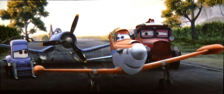 the analysis of the cartoon planes fire and rescue 4 The analysis of the cartoon «Planes: fire and rescue»