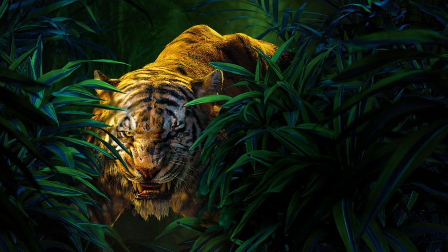 the jungle book 2016 human being on the way to the light 3 «The Jungle Book» (2016): Human being on the way to the light