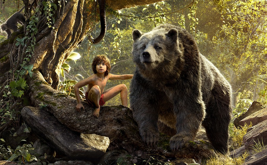 the jungle book 2016 human being on the way to the light 4 «The Jungle Book» (2016): Human being on the way to the light