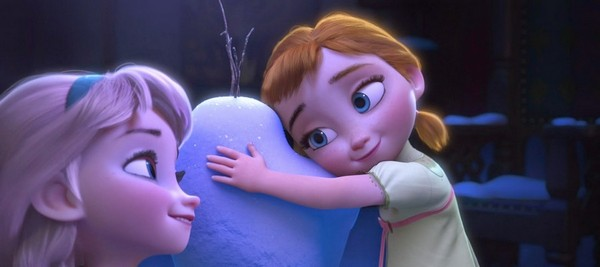 The normalization of homosexuality in the cartoon   Frozen   1 The normalization of homosexuality in the cartoon «Frozen»