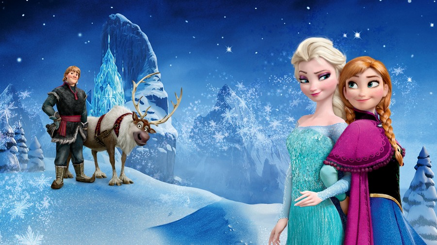 The normalization of homosexuality in the cartoon «Frozen»