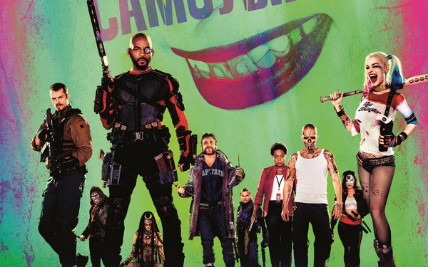suicide squad can the evil be white 3 «Suicide Squad»: Can the evil be white?