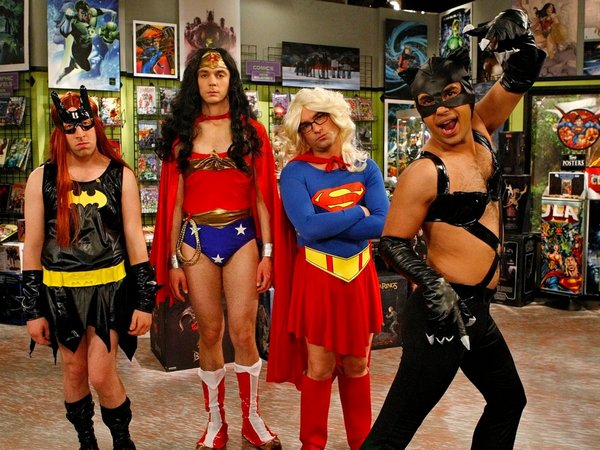 "big bang theory 10 What fans of ""The Big Bang Theory"" prefer not to notice?"