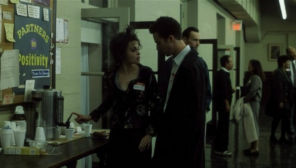 "fight club 10 The movie ""Fight Club"" (1999): Be courageous to suicide"