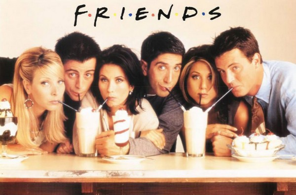 friends 1 TV sitcom Friends (1994 2004): Powerful subversion against family