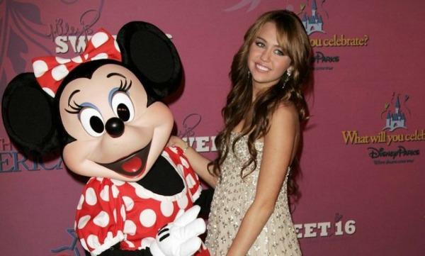 majli sajrus etalonnyj produkt kompanii disnej 1 Miley Cyrus, a model product of Disney