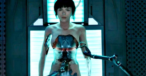 film prizrak v dospehah 2017 prodvizhenie ideologii transgumanizma 1 Ghost in the Shell (2017) Promotion the ideology of transhumanism