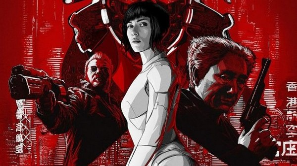 film prizrak v dospehah 2017 prodvizhenie ideologii transgumanizma 2 Ghost in the Shell (2017) Promotion the ideology of transhumanism