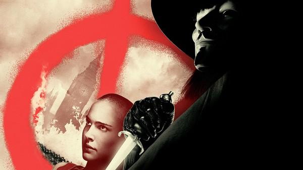 v znachit vendetta 2005 glamurnyiy terror kotoryiy vedyot v nikuda 5 The movie V for Vendetta (2005): A glamorous terror, which leads to nowhere
