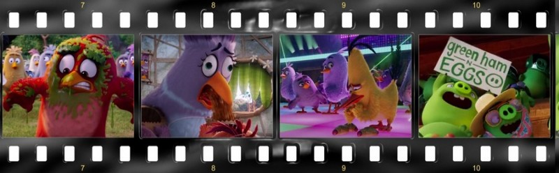 osobennosti angloyazyichnoy versii multfilma angry birds v kino 12  Features of the English version of the animated film The Angry Birds movie