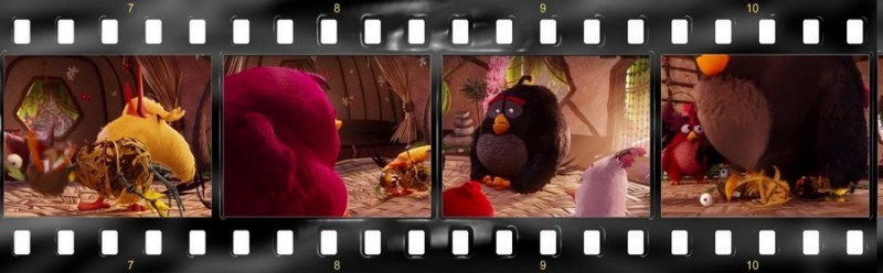 osobennosti angloyazyichnoy versii multfilma angry birds v kino 6  Features of the English version of the animated film The Angry Birds movie