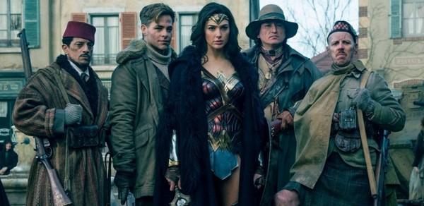 "film chudo zhenshhina 2017 6 Film ""Wonder Woman"" (2017)   analysis without emotion"