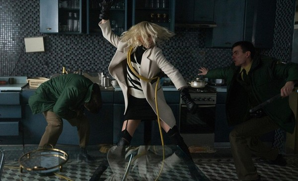 film vzryivnaya blondinka 2017 3 Film Atomic Blonde (2017): all ideological meanness in one plot