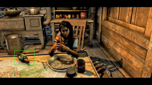 "far cry 12 Gamer manipulation technologies on an example of the game ""Far Cry 4"""