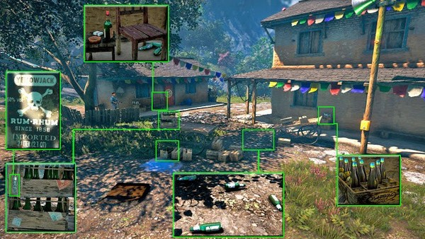 "far cry 2 Gamer manipulation technologies on an example of the game ""Far Cry 4"""