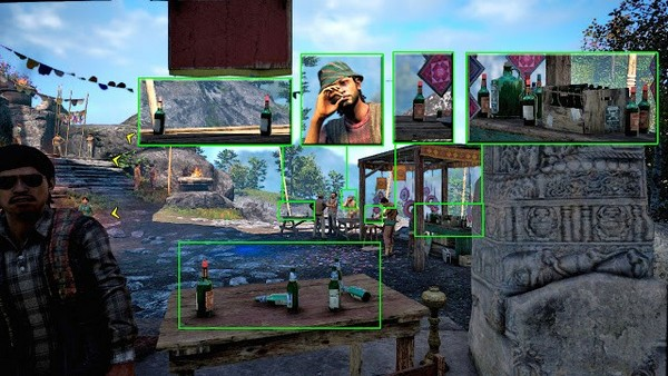 "far cry 22 Gamer manipulation technologies on an example of the game ""Far Cry 4"""