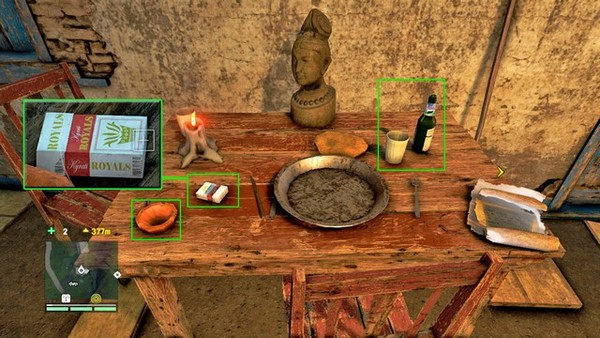 "far cry 8 Gamer manipulation technologies on an example of the game ""Far Cry 4"""