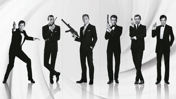 bond 1 James Bond is a veteran of information war