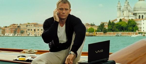 bond 4 James Bond is a veteran of information war