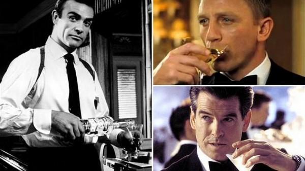 bond 7 James Bond is a veteran of information war