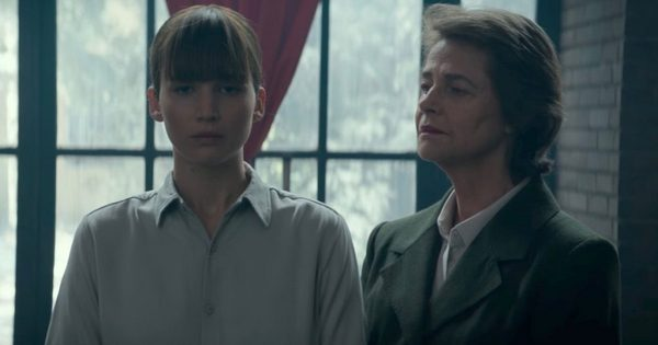 "film krasnyiy vorobey 1 Film ""Red Sparrow"" (2018): An example of anti Russian propaganda"