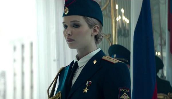 "film krasnyiy vorobey 4 Film ""Red Sparrow"" (2018): An example of anti Russian propaganda"