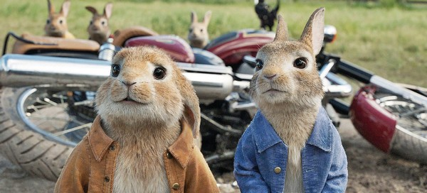 Peter Rabbit 10 The film Peter Rabbit (2018): Fluffy thieves and murderers