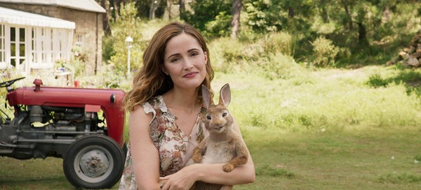 Peter Rabbit 7 The film Peter Rabbit (2018): Fluffy thieves and murderers