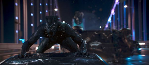 Black Panther 1 Black Panther (2018): Just Another Hymn To Blind Luck By Marvel