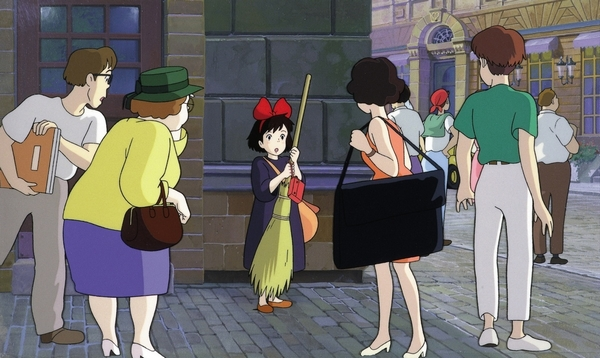 "multfilm vedmina sluzhba dostavki 2 Animated movie ""Kiki's delivery service"" (1989): human kindness in the fantasy world of witches"