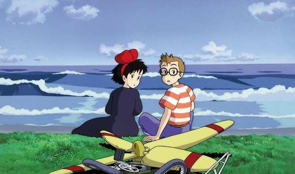 "multfilm vedmina sluzhba dostavki 3 Animated movie ""Kiki's delivery service"" (1989): human kindness in the fantasy world of witches"