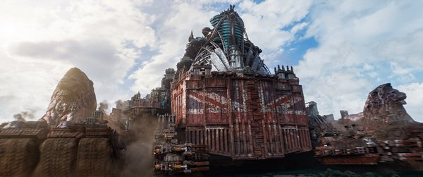"mortal engine 2 Hidden meaning of the film ""Mortal Engines"""