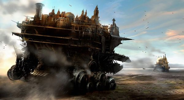 "mortal engines 1 Hidden meaning of the film ""Mortal Engines"""