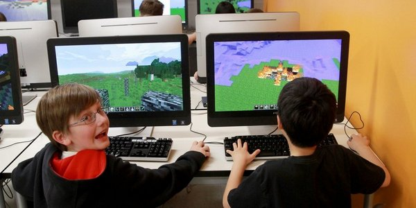 games minecraft 1 Minecraft   the computer game   utilization of creative potential