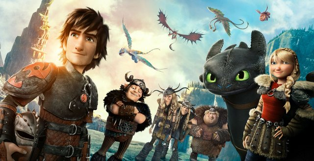 multfilm kak priruchit drakona 1 Cartoon How to Train Your Dragon: What should be the main character?