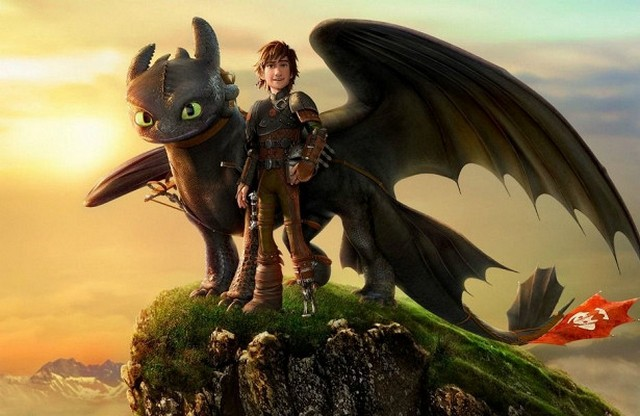 Cartoon How to Train Your Dragon: What should be the main character?