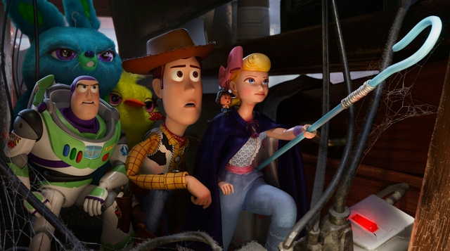 "21 ""Toy Story 4 : Build your happiness at the cost of someone else's"