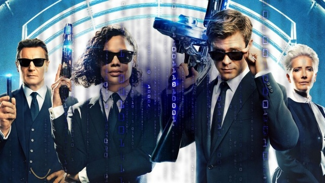 "programmnyiy kod filma lyudi v chernom 4 2 A program code of the movie ""Men in black: International"""