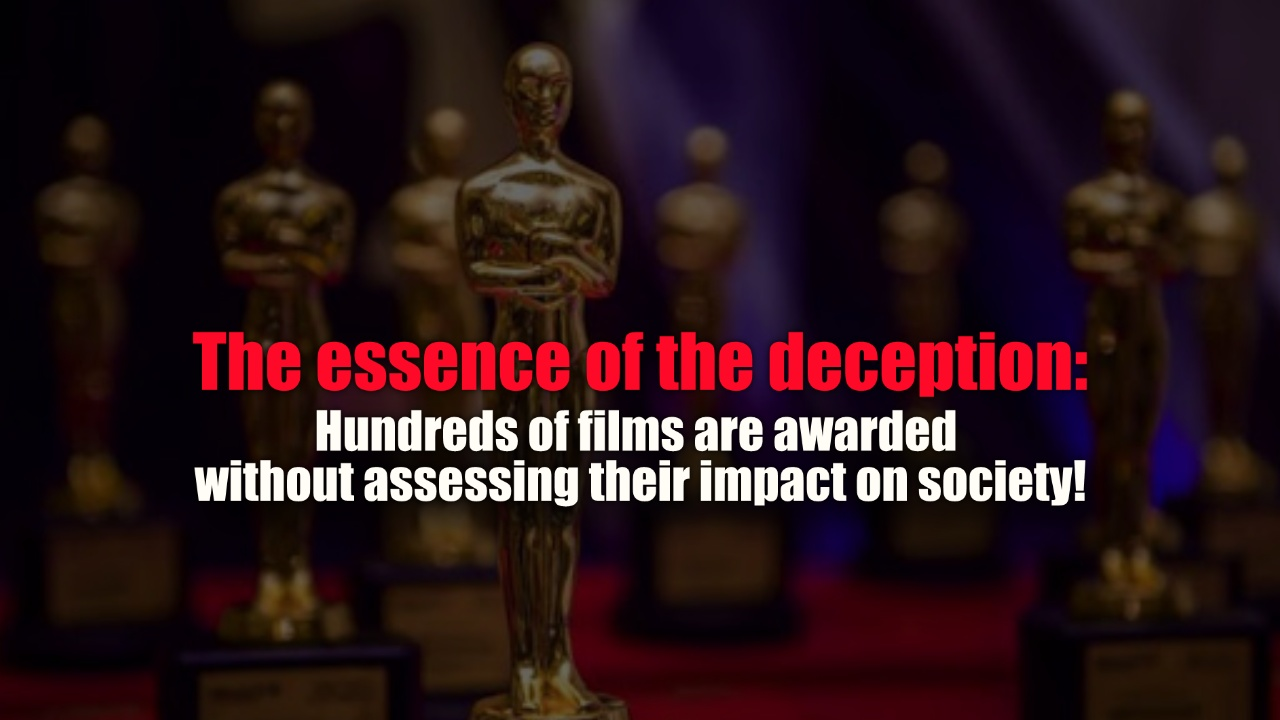 laTSrENiRwA What is the biggest deception of the Oscar?